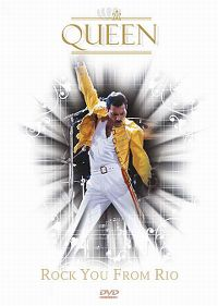Cover Queen - Rock You From Rio [DVD]